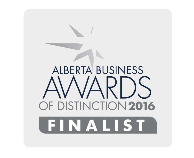 2016 Alberta Business Awards Finalist