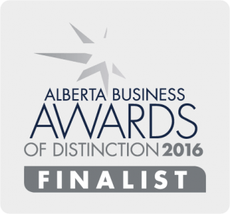 Alberta Business Awards of Distinction: Saltmedia is a Finalist!